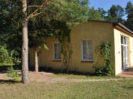 Ferienwohnung Warthe UCK 595, Warthe (Hardenbeck yakınında)