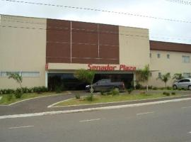 Senador Plaza Hotel, Senador Canedo