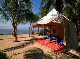 King Shuk Eco Resort, Jaliapāra (Dakhinpāra yakınında)