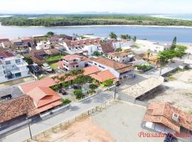 pousada familia forlin, Balneario Barra do Sul