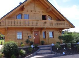 Ferienhaus Chalet Vollmer, Blankenheim