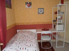 chambre meublée, Bellac (рядом с городом Peyrat-de-Bellac)