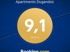 Apartments Dugandzic, Drače