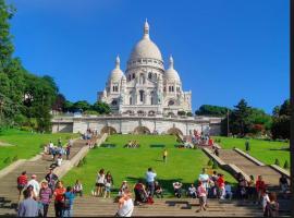 Sacre coeur Paris Montmartre