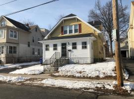 Charming Home in Hartford's North End, Hartford