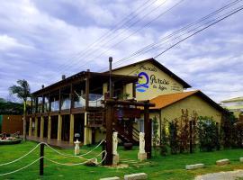 POUSADA PARAÍSO DA LAGOA, Barra de Ibiraquera