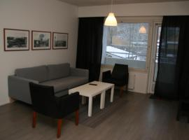 City Apartments Turku - 1 Bedroom Apartment with private sauna
