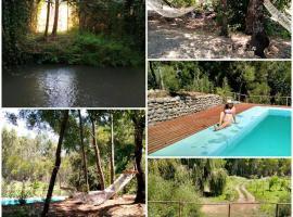 Camping Granja Agroecologica Magos, Los Ángeles (Negrete yakınında)