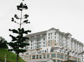 阿維倫金馬崙高原酒店