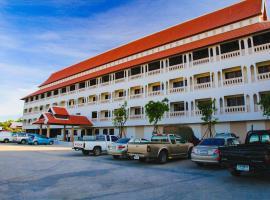 AmornSukhothai Hotel