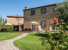 Borgo del Collelungo 4, Montaione (La Collina yakınında)