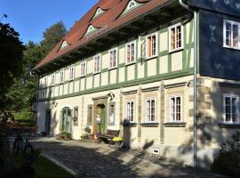 Grünsteinhof, Ebersbach (Obercunnersdorf yakınında)