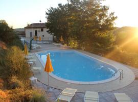 Country House La Valle Del Vento, Urbino