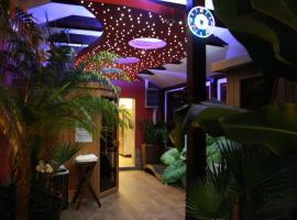 Bagolyvár Guesthouse, Restaurant, Wellness, Inárcs