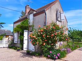 """Gîte """"La Maison Elisa"""", Saint-Benoît-sur-Loire (рядом с городом Сюлли-сюр-Луар)"""