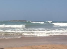 Skhirat Beach, Temara