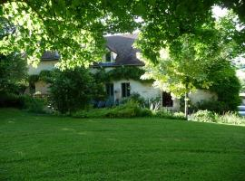 Le Pré Vert, Crugey (рядом с городом Châteauneuf)