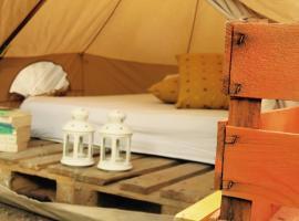 La Tenda di Maya, Noto Marina (Berdekatan Marzamemi)