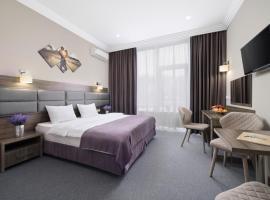 Parus SPA-Hotel, Pyatigorsk