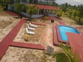 La Playa Lodge, Cojimíes (La Unión yakınında)
