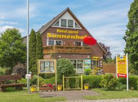 Hotel garni Sonnenhof, Damnatz