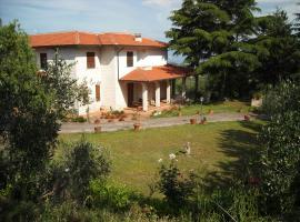 Villa San Matteo, Montebagnolo