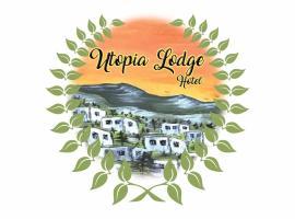 Utopia Lodge Hotel, Kayakoy