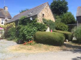 Fuchsia Cottage, Gausson