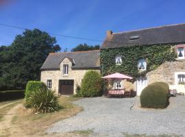 Laurel Cottage, Gausson (рядом с городом Plouguenast)