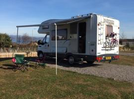 Ava's Motorhome Hire, Beith