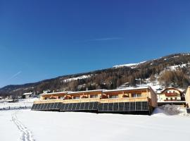 Premium Appartements Sonnenbahn, Sankt Michael im Lungau (Sankt Martin yakınında)