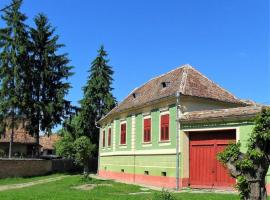Casa Arthur Richis, Richişu