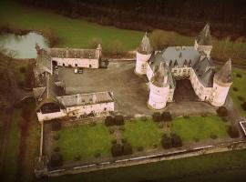 villa-résidence Fontaine, Onhaye