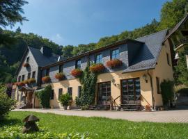 Flair-Waldhotel Mellestollen, Saalfeld (Saalfelder Höhe yakınında)