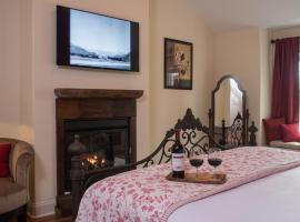 Caldwell House Bed and Breakfast, Salisbury Mills (in de buurt van Central Valley)