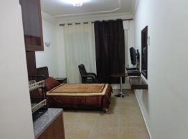 Noor Hotel Apartments, Amman (Nā'ūr yakınında)
