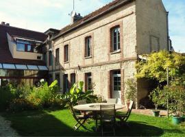 Les 5 Sens, Санс (рядом с городом Cornant)