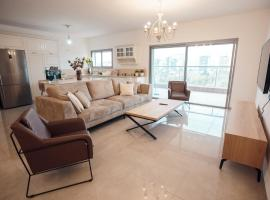 A luxurious holiday apartment in the north, 'Afula
