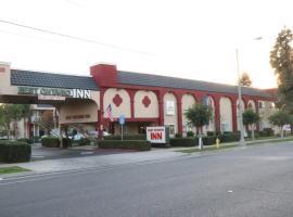 Best Ontario Inn, Ontario (in de buurt van Chino)