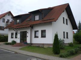 Ferienwohnung Böhm, Kranichfeld (Dienstedt-Hettstedt yakınında)