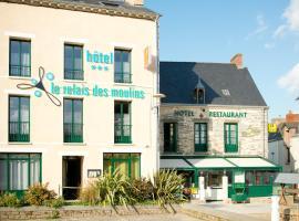 La Croix Verte, Bain-de-Bretagne (рядом с городом Le Cropé)