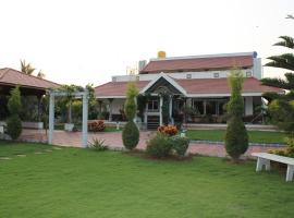 Aashrey - A Tranquil Retreat, Sarjāpur (рядом с городом Bāgalūr)