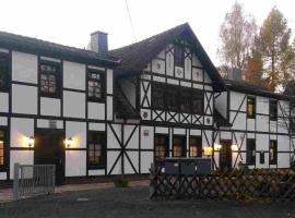 Sternhaus, Gernrode - Harz (Alexisbad yakınında)