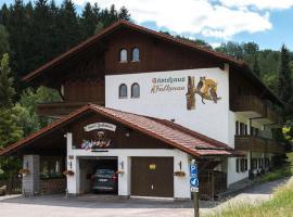 Gästehaus Falkenau Urlaub mit Hund, Frauenau