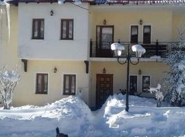 Natasa Rooms, Filippaioi (рядом с городом Avyerinós)