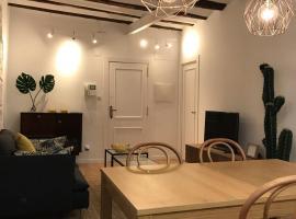 Apartamento Rey Alfonso I