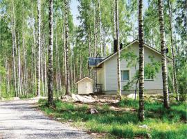 Holiday home Vanhamäki QR-782, Vanhamäki (рядом с городом Läsäkoski)