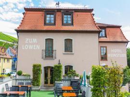 Hotel Löwen, Randersacker