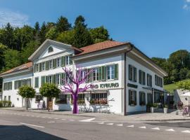 Hotel Bad Kyburg, Kyburg-Buchegg (Lohn-Ammannsegg yakınında)