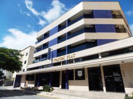 Itajubá Flat Hotel, Itajubá (Delfim Moreira yakınında)